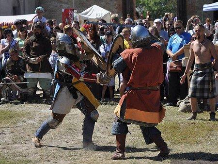 У Львові відбудеться Міжнародний лицарський турнір