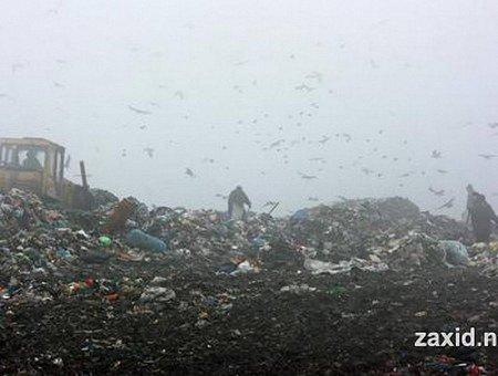 Мінекології погодило закриття Грибовицького сміттєзвалища
