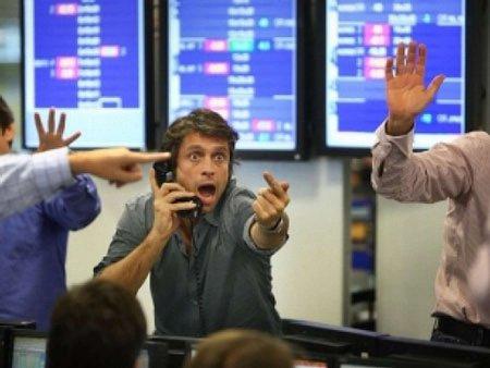 Український фондовий ринок обвалився