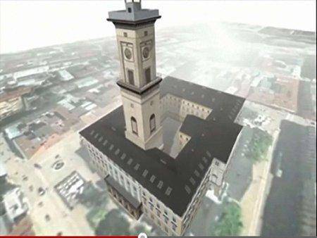 У львові створять 3d модель міста для
