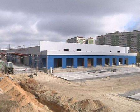 «Шувар» будує два термінали