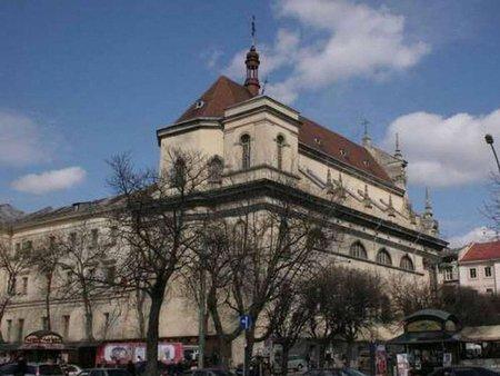 У Львові освятять Костел єзуїтів