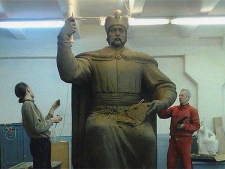 Меценат готовий встановити пам'ятник Мазепі у Львові, – Галайко