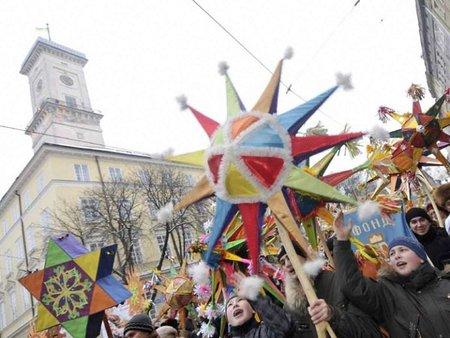 У Львові відбудеться фестиваль Спалах різдвяної звізди