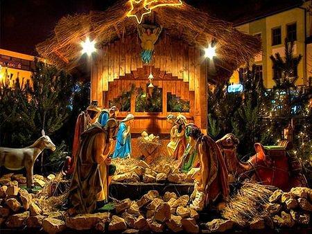 Сьогодні християни східного обряду святкують Різдво