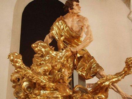 Твори Пінзеля повезуть до Лувру