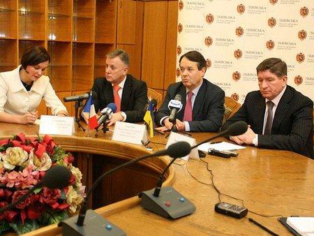 У Львові відкрили Почесне консульство Франції