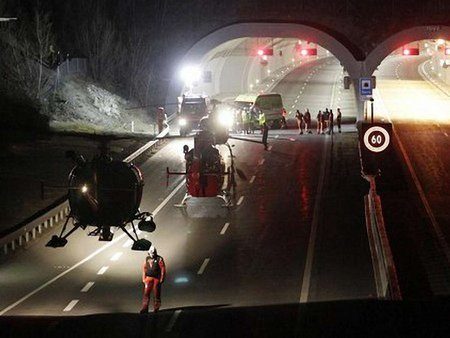 У ДТП в Швейцарії загинули 22 школярі