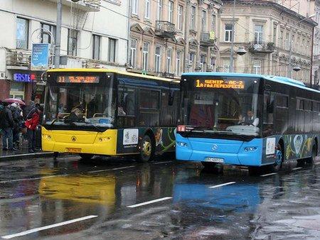У Львові на маршрути виїхав 91 низькопідлоговий автобус