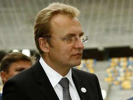 Львів готує заяву на Олімпійські Ігри