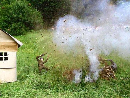 На Львівщині у травні організують реконструкцію бою УПА