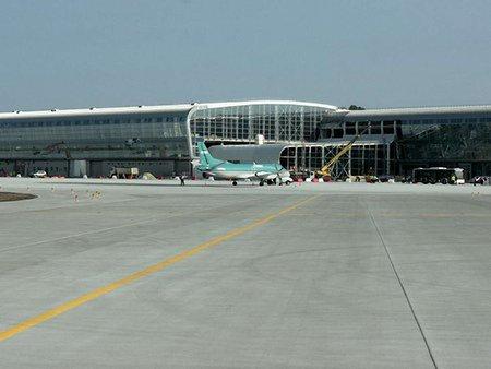 Завершено реконструкцію аеродрому аеропорту «Львів»