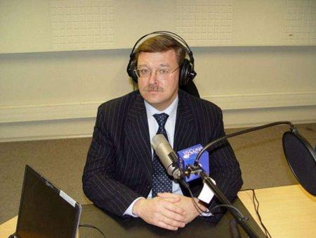Російська мова в Україні дискримінується, – глава Росспівробітництва