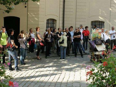 За 10 днів Євро-2012 Львів відвідало 150 тисяч туристів