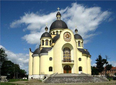 У Коломиї побудували найбільший у Західній Україні собор УГКЦ