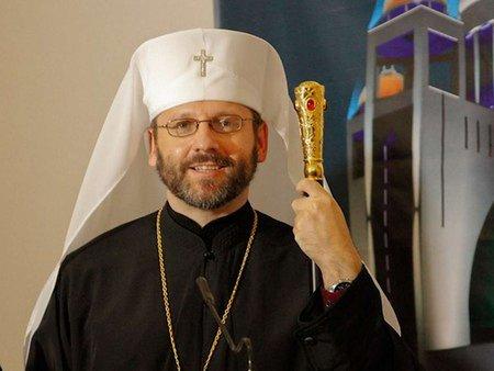 Глава УГКЦ: Собор св.Софії у Римі – клаптик України в Італії