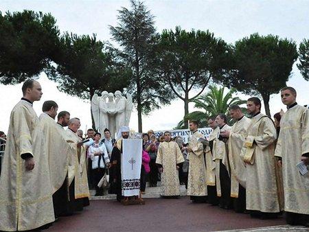 На прощі до Риму побувало понад 6 тис. українських паломників