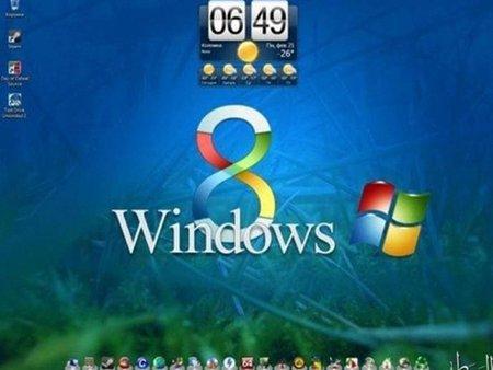4 мільйони копій Windows 8 продала Microsoft за 3 дні