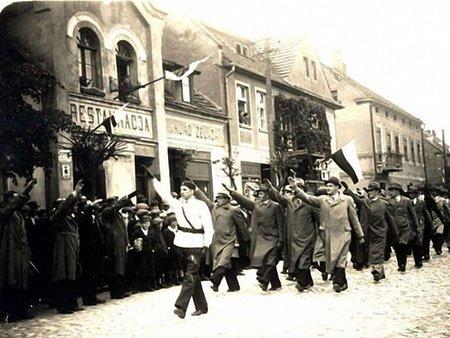Українці і політичний терор у Польщі в 1920-1939 роках