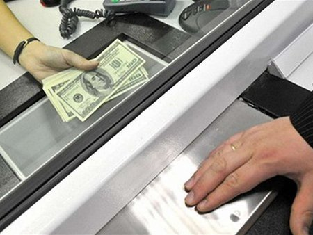 Нацбанк України хоче ввести податок на валютообмінні операції