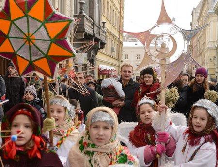 Свято пампуха у Львові відвідали понад 100 тисяч гостей
