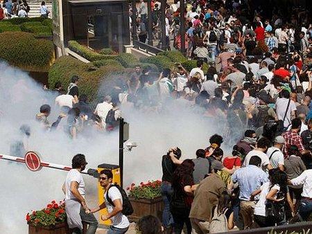 Суд Стамбула дозволив вирубати парк Гезі під торговий центр 1289862