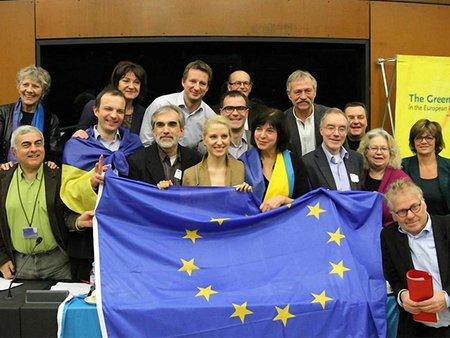 Українські слухання у Страсбурзі