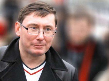 Луценко заявив, що його двічі намагалися арештувати