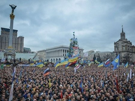 Народне віче на Майдані Незалежності (пряма трансляція)