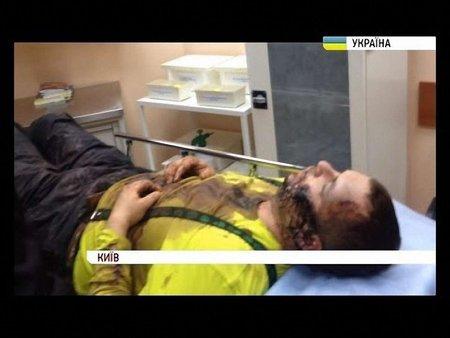Міліція знов намагається арештувати Булатова в лікарні