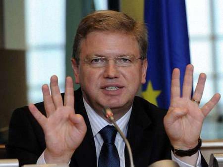 ЄС має бути більш рішучим щодо України, – Фюле