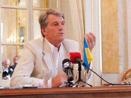 В Україні немає антисемітизму, – Ющенко