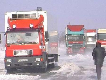 В Україні до 123 сіл досі обмежений рух транспорту