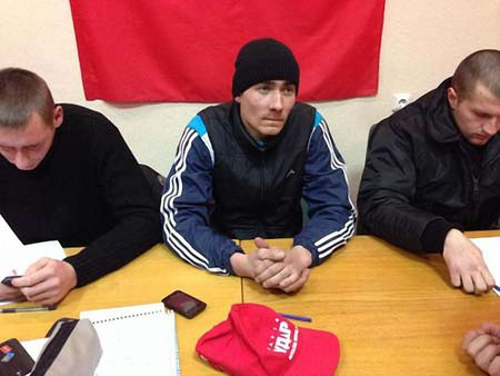 На Майдані затримали трьох правоохоронців