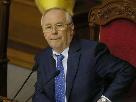 Рибак закрив ранкове засідання Верховної Ради