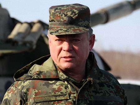 В.о. міністра оборони розповів, про що говорив з Януковичем