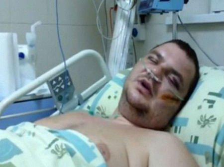 На тілі Булатова литовські медики виявили ознаки тривалих тортур