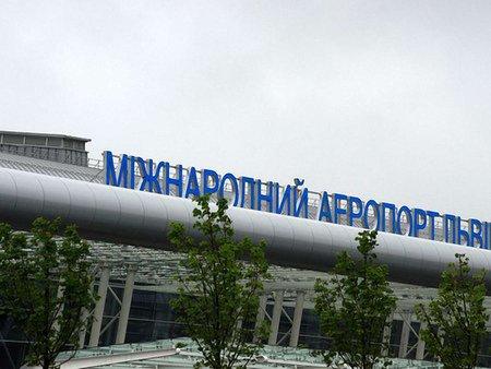 У Львові п'яний повідомив про «замінування» аеропорту