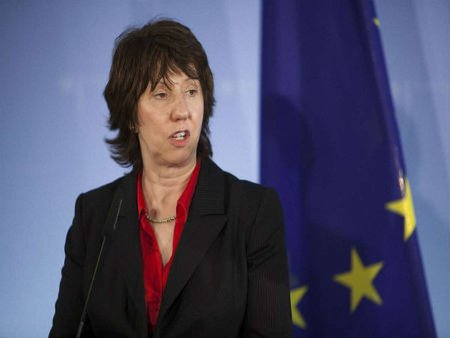 ЄС пропонує допомогу у розслідуванні фактів насильства, - Ештон