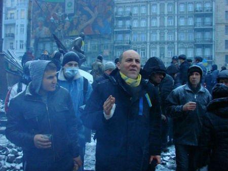 Майданівці передали МВС назви бандформувань, які викрадають людей