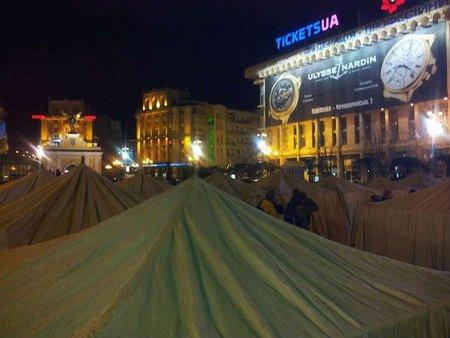 МВС визнало, що не знайшло доказів зґвалтування жінки на Майдані