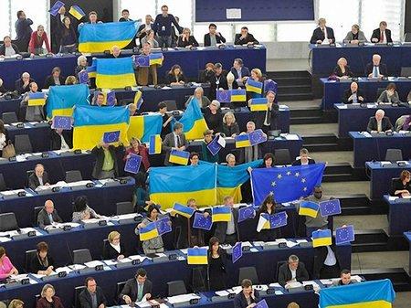 Сьогодні Європарламент прийме резолюцію щодо України