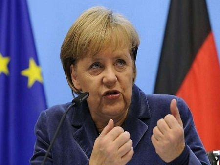 У партії Меркель заявили про можливість санкцій щодо України