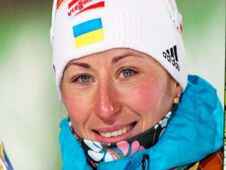 Українська біатлоністка здобула першу медаль в Сочі