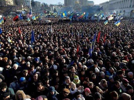 «Майдан»: Адмінбудівлі звільнять, коли відпустять усіх затриманих
