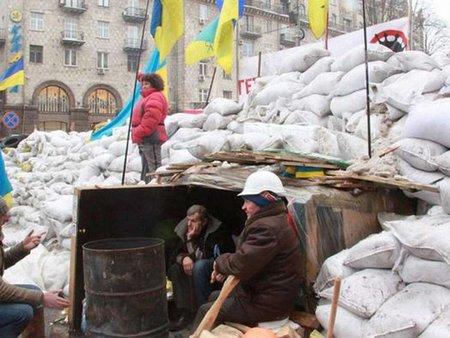 Прокуратура назвала вулиці Києва, які мають звільнити активісти