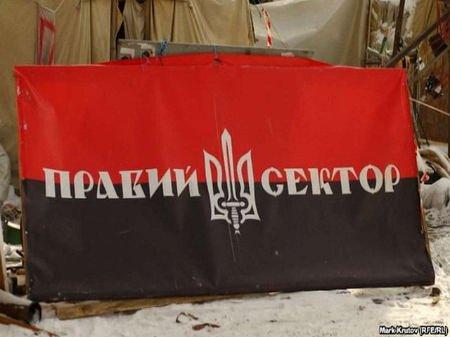 Правий сектор»: Майдан стоїть не задля прем'єрства Яценюка