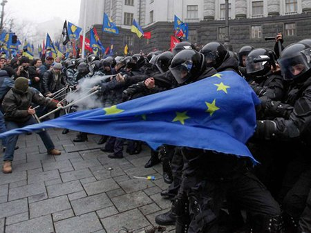 Україна: битва за Європу