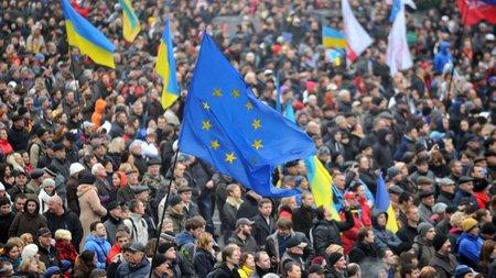 На Майдані розпочалося одинадцяте Народне віче пряма трансляція