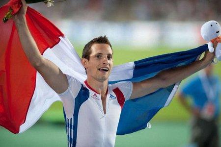Француз, який побив рекорд Бубки, сейозно травмувався у Донецьку